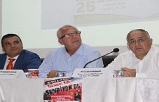 """""""Türk Futbolunda Altyapı Paneli"""" Şanlıurfa'da..."""