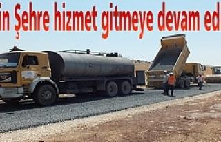Urfa Büyükşehir Belediyesi sınır tanımıyor