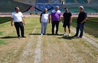 Urfaspor'da yöneticisinden zehir zemberek açıklama