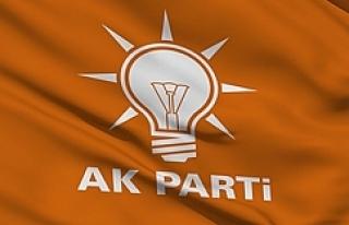 AK Parti'den flaş açıklama... Urfalı Başkan...