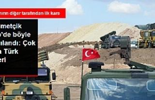 İdlib'ten ilk görüntüler geldi