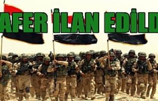 Irak Ordusu duyurdu