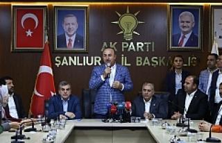 """""""Suriye'nin Şanlıurfa'sı var Türkiye'si..."""