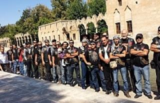 Türk Rider CC Şanlıurfa'ya geliyor...