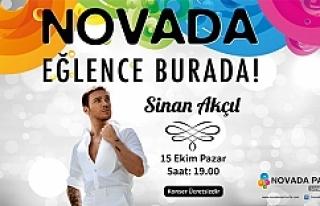 Ünlü Popçu Novada'da konser verecek
