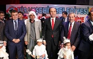Viranşehir'de sünnet şöleni...