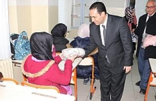 ASPİM, Suriyeli kimsesiz çocuklara kıyafet dağıttı