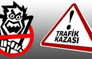 Siverek'te trafik kazası: 8'i öğretmen...