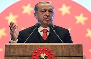 Tehdit edilmişti! Erdoğan'dan cevap