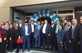 TGT Şanlıurfa şubesinin açılışı yapıldı