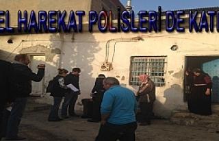 Urfa'da onlara yönelik operasyon yapıldı