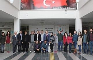 Viranşehir'de atamalar yapıldı