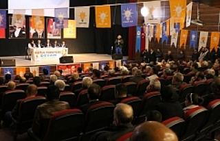 AK Parti Birecik Kongresi yapıldı