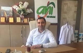Arslan: 2018'de barış ve mutluluk bekliyoruz