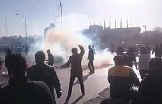 İran'da ortalık karıştı