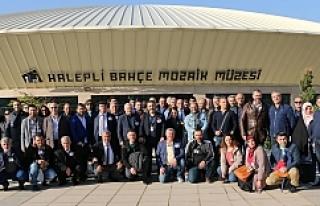 Türkiye'nin Turizmcileri Urfa'da