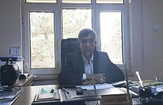 Urfa BŞB'de daire başkanı değişti