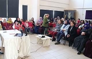 Urfa'da kadın hakları konferansı