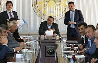 Akçakale Belediye Meclisi 2018'in İlk Toplantısını...