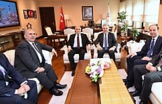 Ankara'da çıkarma yaptılar