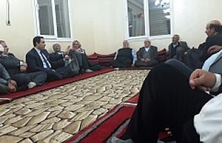 Başak yılbaşını Urfa'da geçirdi