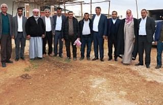 """Başkan Ayhan, """"Akçakale'ye Değer Katmak İstiyoruz"""""""