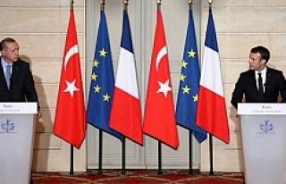 Erdoğan'dan tarihi rest