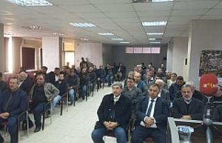 Urfa'da seçim heyecanı devam ediyor...