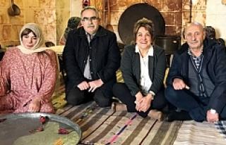 Urfa'da tarih yeniden canlanıyor