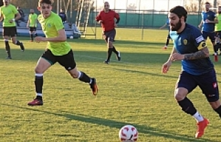 Urfaspor ile Ankaragücü karşılaştı