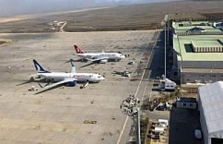 Adıyaman Uçakları Urfa'ya indi