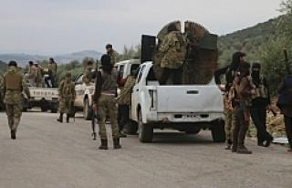 Afrin'e çok az kaldı