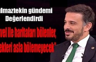 """""""Afrin'den sonra Münbiç'i de asıl sahiplerine..."""