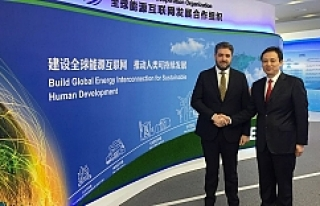 Büyükelçi Önen, Pekin şirketlerine ziyaretlerini...