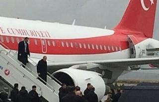 Cumhurbaşkanı Erdoğan Urfa'da