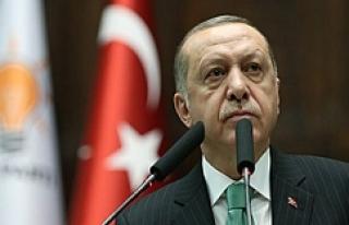 Erdoğan Grup Meclisinde sert konuştu