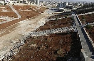 Eyyübiye'de yeni bir park yapılıyor