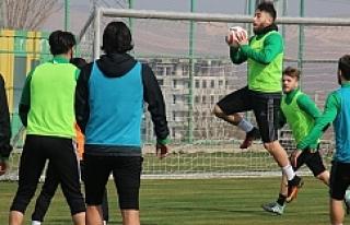 Şanlıurfaspor, Altay maçına hazır