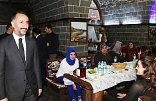 Başkan Yılmaz Siverekli kadınlarla buluştu