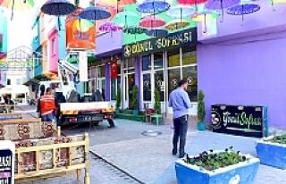 Bu sokak Urfa'nın hangi ilçesinde?