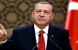 Erdoğan'dan flaş Afrin açıklaması! Bu akşam...