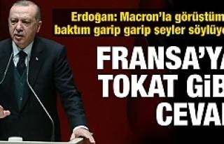 Erdoğan'ın sert sözleri sonrası dengeler...
