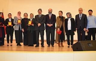 HRÜ'de kadınlar günü etkinliği
