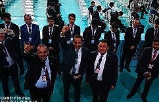 MHP Kongresine Urfa damga vurdu...