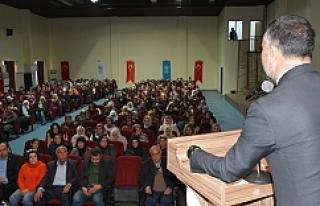 Siverek Belediyesi 8 Mart kadınlar günü etkinliği