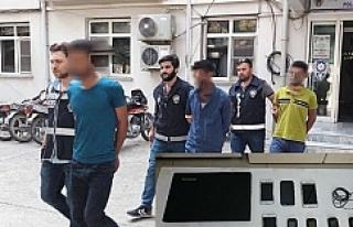 Akçakale'de Uyuşturucuya 1 Tutuklama
