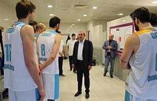 Basketbolda Güneydoğunun İncisi; Haliliye Belediye...