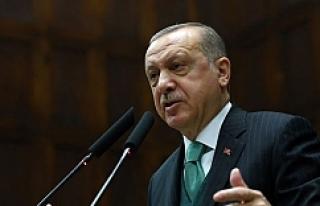 Erdoğan: Arkamdan iş çeviriyorlar