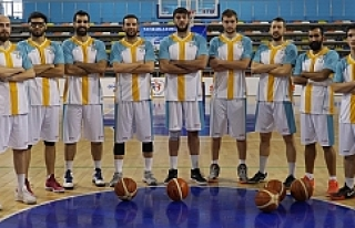 Haliliye Basketbol Takımı finallerde