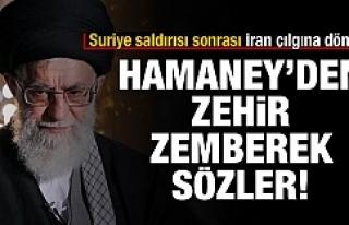 Iran çılgına döndü